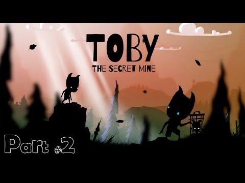 Toby: The Secret Mine (Part #2 - First pass)