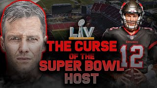 The Undying Curse of the Super Bowl Host