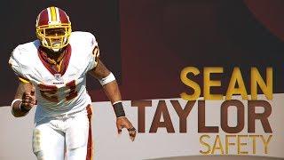 Sean Taylor's Ultimate Career Highlight Reel | NFL Legend Highlights