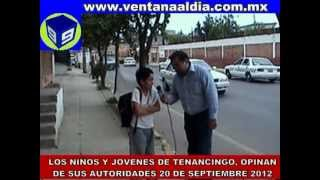 preview picture of video 'TENANCINGO El temple 20 de Septiembre de 2012 JUAN MANUEL SANCHEZ POMPA 2'