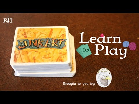 Learn to Play Junk Art