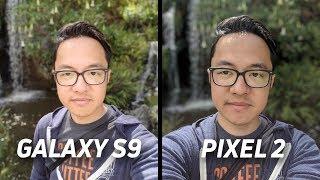 Samsung Galaxy S9 vs Google Pixel 2 XL Camera Shootout