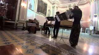 Pietro Marchitelli, Sonata 8  - III mov