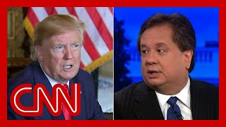 George Conway talks about Trump's impeachment with Jake Tapper (part 3)