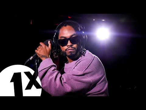 Miguel - Sky Walker in the 1Xtra Live Lounge