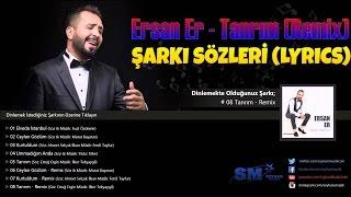 Ersan Er - Tanrım (Remix) ŞARKI SÖZLERİ (LYRICS)