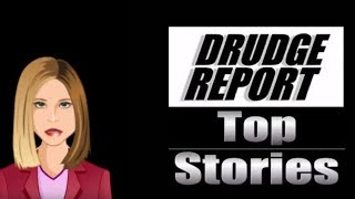 Drudge Report Top Stories for Thursday, May 25th 2017  - Seth Rich - President Trump - Bannon's War