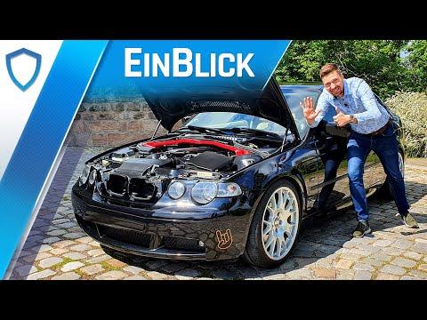 BMW E46 325ti Compact (2004) - Der unterschätzte 3er? | Vorstellung & Test