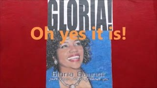 Gloria Gaynor - Just Keep Thinking About You [Almighty Mix Promo 2001]
