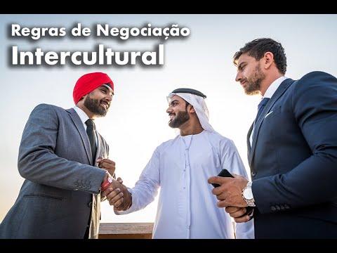 REGRAS DE NEGOCIAÇÃO INTERCULTURAL