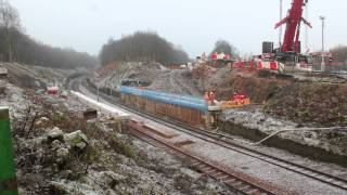 Carmuirs Twin Tunnels demolition and aqueduct construction