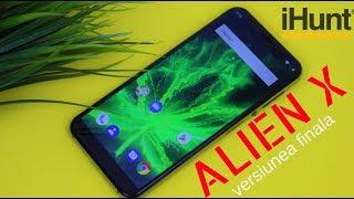 Versiunea finala iHunt Alien X (review) Micul extraterestru!