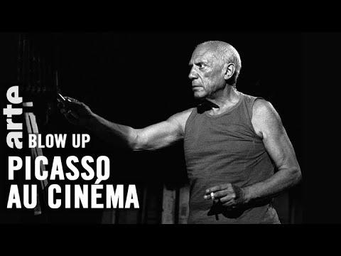 Pablo Picasso au cinéma - Blow Up - ARTE