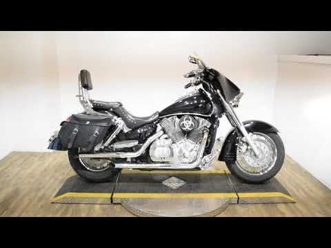 2003 Honda VTX 1300S in Wauconda, Illinois - Video 1