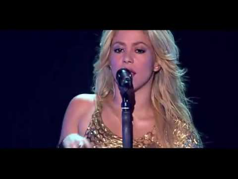 Download Shakira live from paris FULL Mp4 HD Video and MP3