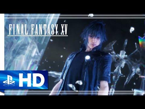 Final Fantasy XV (2016) - TGS 2016 Trailer - English - PS4