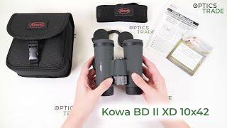 Kowa BD II XD 10x42 Binoculars review | Optics Trade Reviews