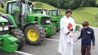 Blagoslov traktorjev, Stoperce 2013