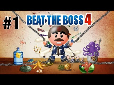Beat the Boss 4 Android Gameplay Part 1 [HD]