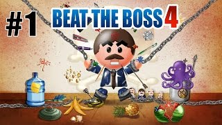 Beat the Boss 4 Android Gameplay Part 1 [High Quality Mp3]