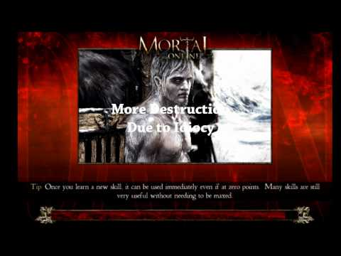 mortal online how to make cronite