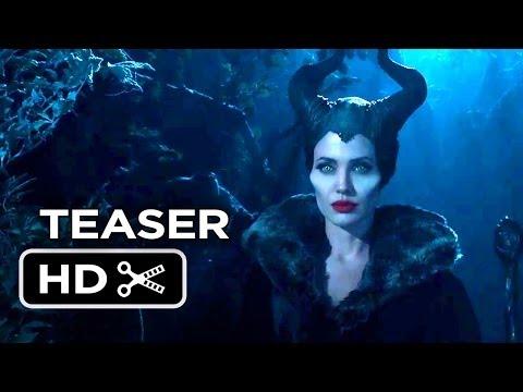 Maleficent Official Teaser Trailer #1 (2014) - Angelina Jolie Movie HD