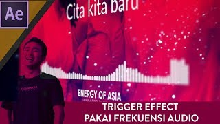 Cara Editing Video Audio Spectrum/ Trigger Effect Menggunakan Frekuensi Audio