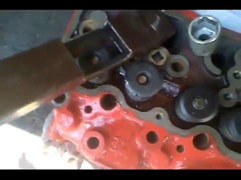 Самодельный рассухариватель клапанов из обрезка трубы за 5 минут FAW 1041