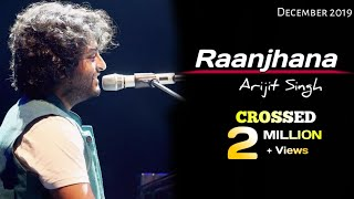 Arijit Singh: Raanjhana (Lyrics)   Priyank Sharmaaa, Hina