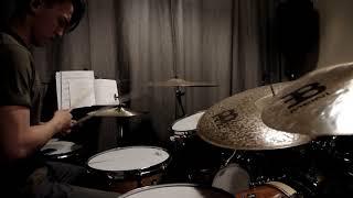 YUI - Skyline (Drum Cover)