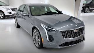 YouTube Video LaBVhMzdedM for Product Cadillac CT6 Sedan by Company Cadillac in Industry Cars