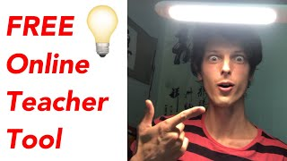 I'm Giving Away A Free LED Light For Teaching English Online | First 10 TEFL Candidates To Register