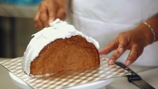 How To Shape A Purse Cake | Birthday Cakes