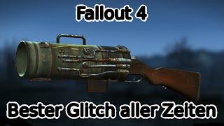 Fallout 4 - Bester Glitch aller Zeiten lässt euch eure Traumwaffe bauen