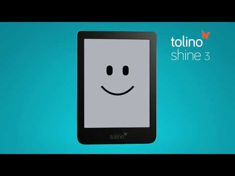 "tolino shine 3 (6"", 8Go)"