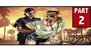 """Grand Theft Auto 5 Walkthrough"" Part 2 - I'LL PAY FOR THAT! | GTA 5 Walkthrough"