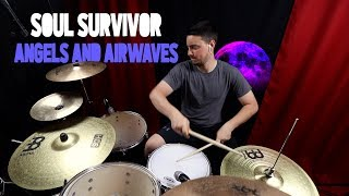 Soul Survivor (...2019) - Angels & Airwaves | Drum Cover