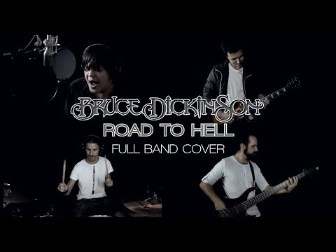 Bruce Dickinson - Road To Hell (full band cover)