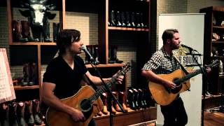 """Charlie Worsham """"Young to See"""" - The Warner Sound Sessions (Live at CMA Fest)"""