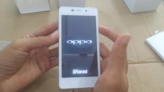 Hard Reset Smartphone Oppo Joy 3 A11w 100% Work TESTED