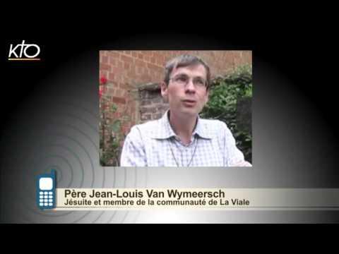 #PrayForBrussels : Père Jean-Louis Van Wymeersch