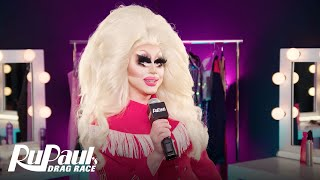 Trixie Mattel Crashes the Set of #AllStars5   RuPaul's Drag Race All Stars