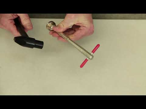 Straightening Mouthpieces With the Shank Dent Tool