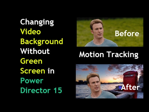 How to change video background without GREEN SCREEN ( हिंदी )