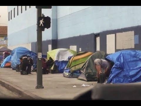 [UNTV]  Bagong tax sa malalaking korporasyon, makakatulong sa homeless problem sa San Francisco, California