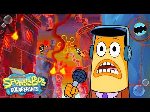 What If SpongeBob Was GONE? 😱 | #SpongeBobSaturdays