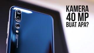 Gambar cover 40 MEGAPIXEL Buat Apa? Review Huawei P20 Pro