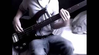 John butler trio - Company sin [bass cover]