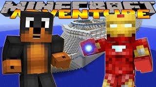 Minecraft - Donut The Dog Adventures - HELPING THE MINEVENGERS!