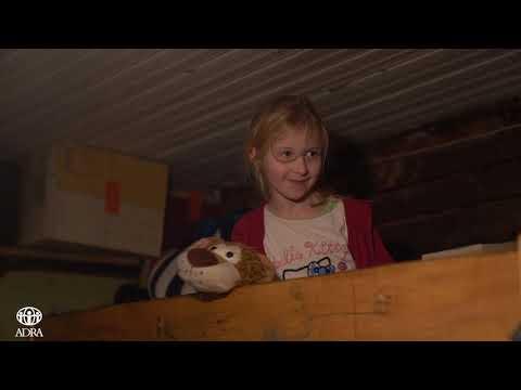 "Videoclip ""ADRA- Aktion Kinder helfen Kindern"""